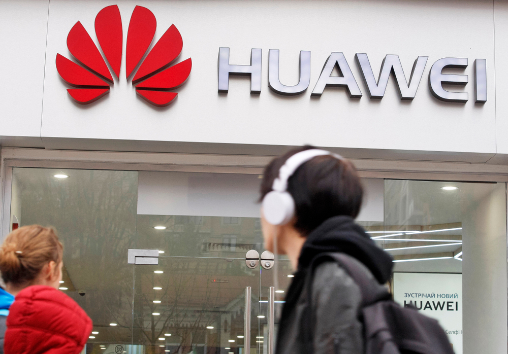 vice-président de Huawei La 5G